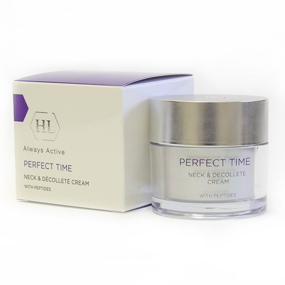 PERFECT TIME NECK & DECOLLETE CREAM